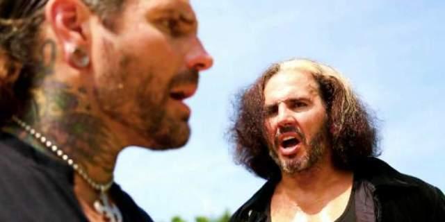Matt Hardy Jeff DWI Arrest WWE