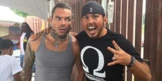 Matt Hardy Jeff Hardy arrest DWI