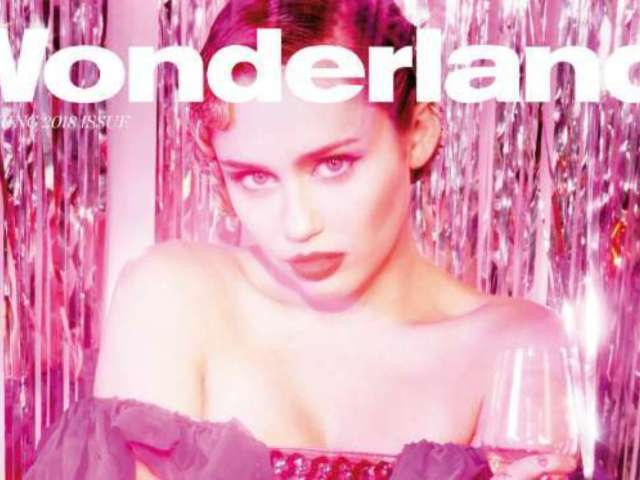 Miley Cyrus Takes Fans to 'Wonderland' With Behind-the-Scenes Photos