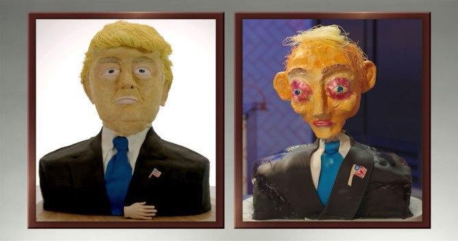 Trump Bake A Cake