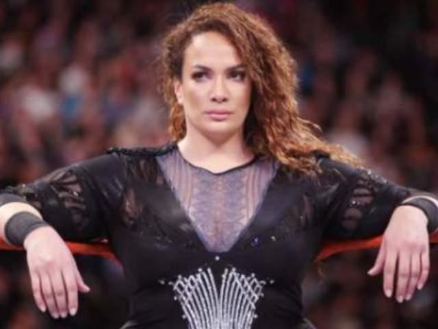 Watch: Nia Jax Uses Samoan Drop From Hell to Win RAW Match