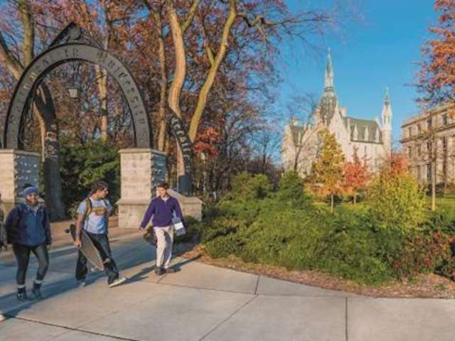 Gunman Reported on Northwestern University Campus