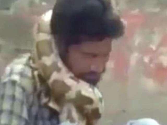 Python Strangles Snake Charmer During Live Show