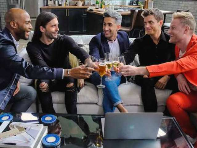 Netflix Renews 'Queer Eye' and 'Nailed It!' for Season 2