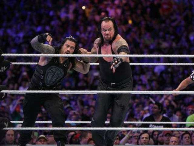 Roman Reigns Says Match with The Undertaker 'Wasn't Good Enough'