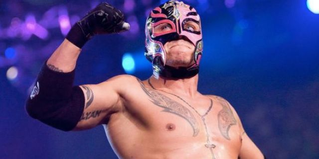 Rey Mysterio Wants to Revive Latino World Order to Help WWE's Latin American Wrestlers