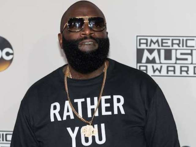 Rick Ross 911 Call: Rapper 'Breathing Hard and Throwing up'
