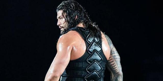 Roman Reigns Hilk Hogan WrestleMania wwe