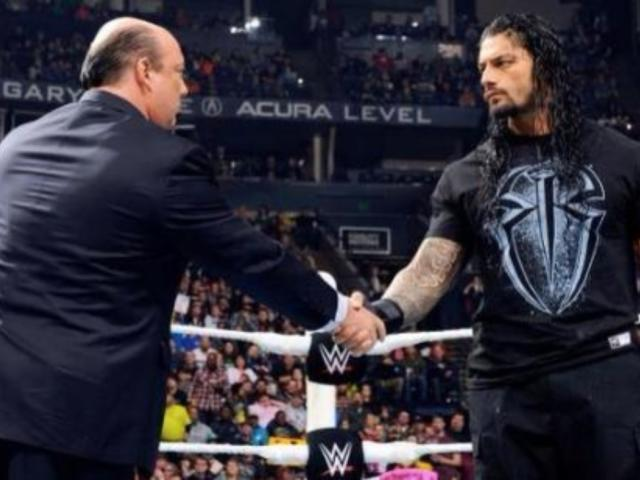 Could Paul Heyman Become a 'Roman Reigns Guy?'