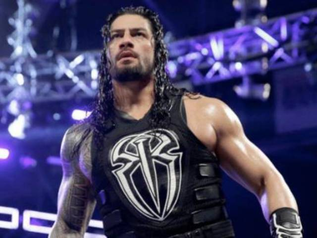 Roman Reigns Gets Candid About Steroid Allegations