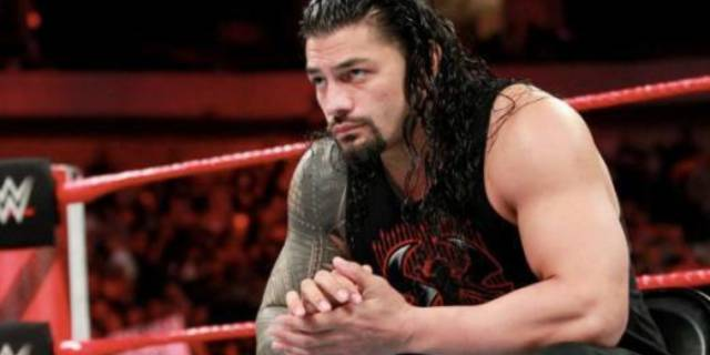 Roman Reigns wwe wrestlemania