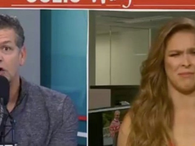 ESPN Asks Ronda Rousey About UFC Career and Things Get Weird