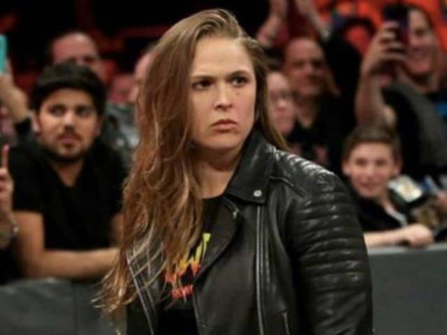 Why Ronda Rousey Missed RAW on Monday