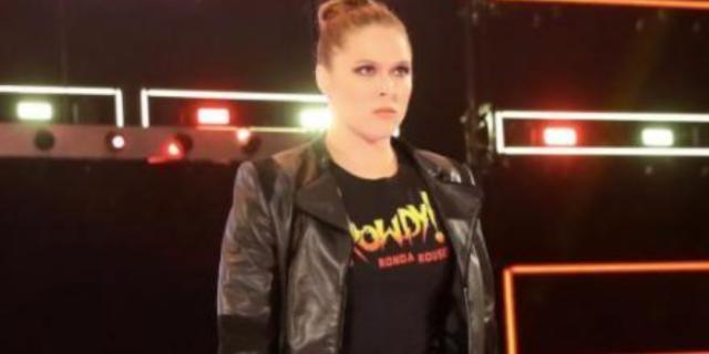 Ronda Rousey WWE RAW Schedule
