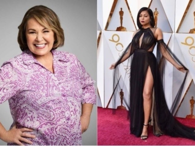 Roseanne Barr Comments on Taraji P. Henson's Red Carpet Look in Confusing Tweet