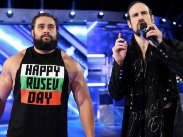Why Rusev Was Added to US Championship Match at WrestleMania 34