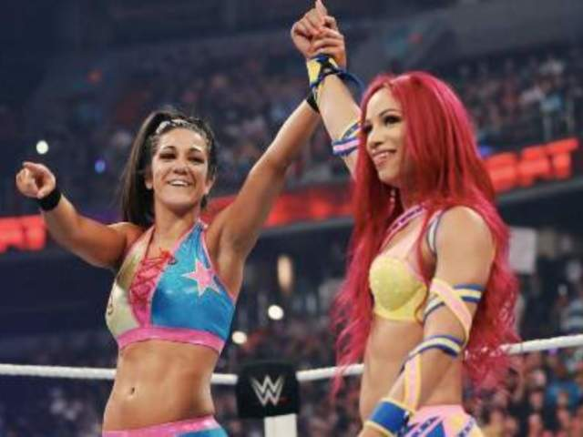 Sasha Banks and Bayley's WrestleMania Match Put on Ice?