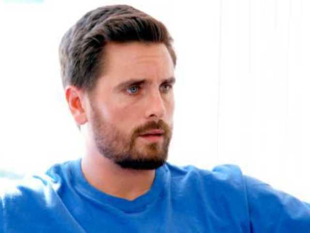 Scott Disick Reportedly Told Friends He Was Single at Kanye West's Listening Party