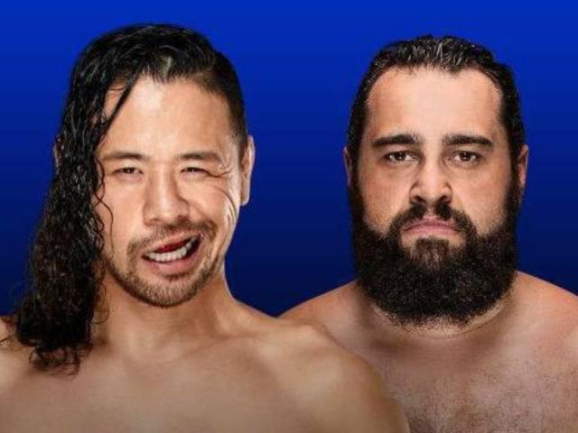 Shinsuke Nakamura Spoils Rusev Day at Fastlane