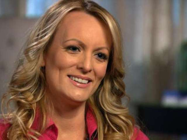 President Trump Breaks His Silence on Stormy Daniels Affair Accusations