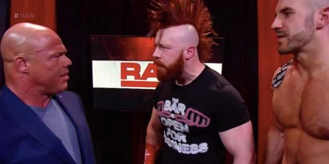 Superstar shake up WWE wrestlemania