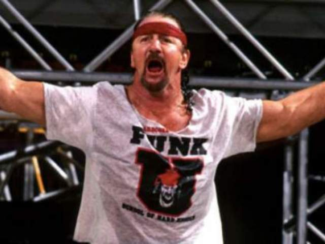 Terry Funk Has Hilarious NSFW Take on Donald Trump vs. Joe Biden