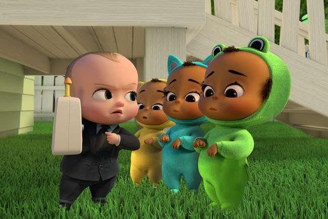 The Boss Baby Back in Business Season 1 netflix