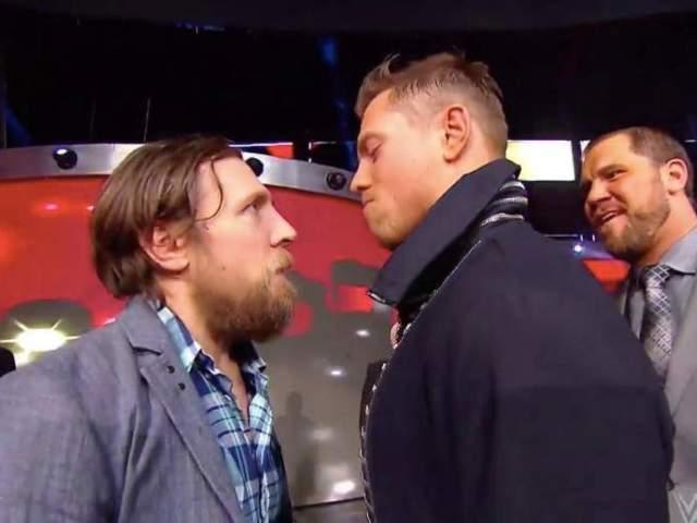 The Miz Perfectly Trolls Daniel Bryan's Return to WWE Action