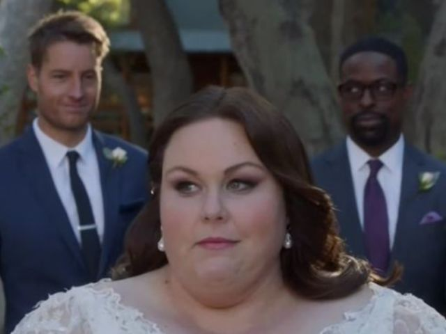 Chrissy Metz 'Requests the Honor of Your Presence' at 'This Is Us' Wedding