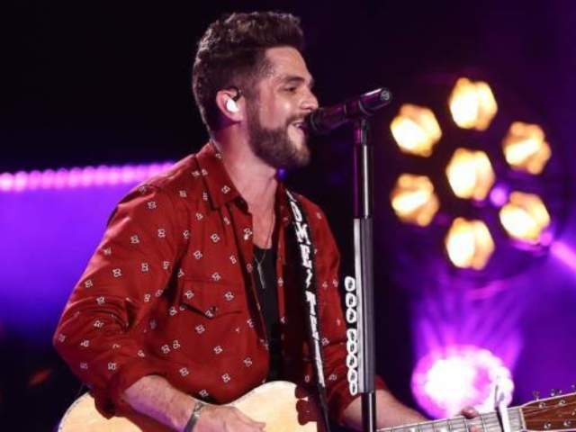 Thomas Rhett Scores Tenth No. 1 With 'Marry Me'