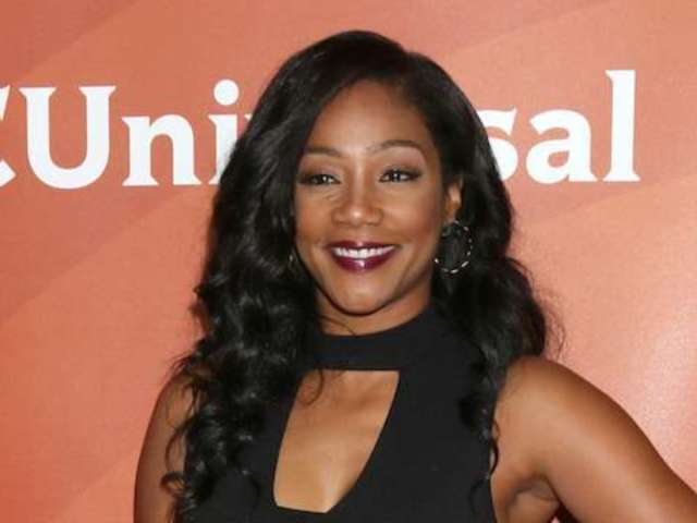 Tiffany Haddish Claims Mystery Actress on Drugs Bit Beyonce's Face