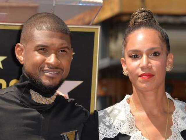 Usher and Grace Miguel Showed No Signs a Split Was Coming