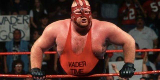 Vader hert surgery wwe wcw