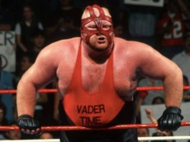 Wrestling Legend Vader out of Hospital Following Heart Surgery