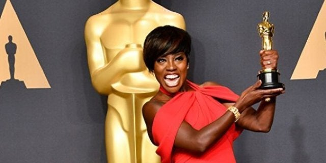 Viola Davis - Oscars - IMDB - Frazer Harrison