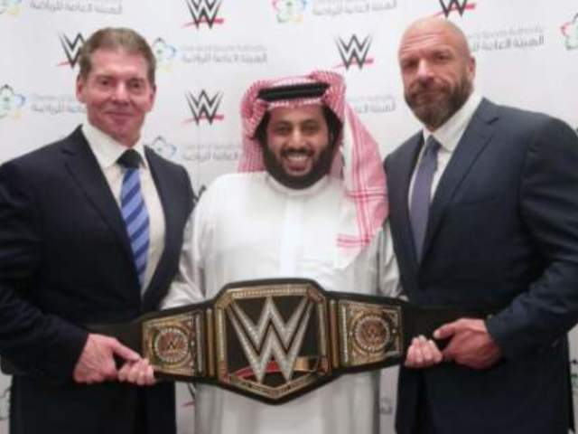 The Largest Royal Rumble in History Headed to Saudi Arabia