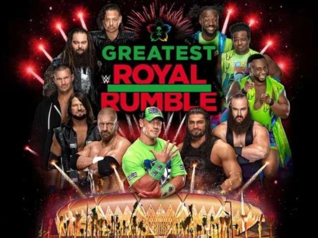 More Details Emerge on WWE's Greatest Royal Rumble Event in Saudi Arabia
