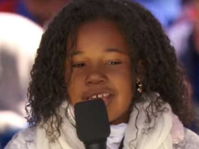 Martin Luther King Jr.'s Granddaughter Speaks at March for Our Lives