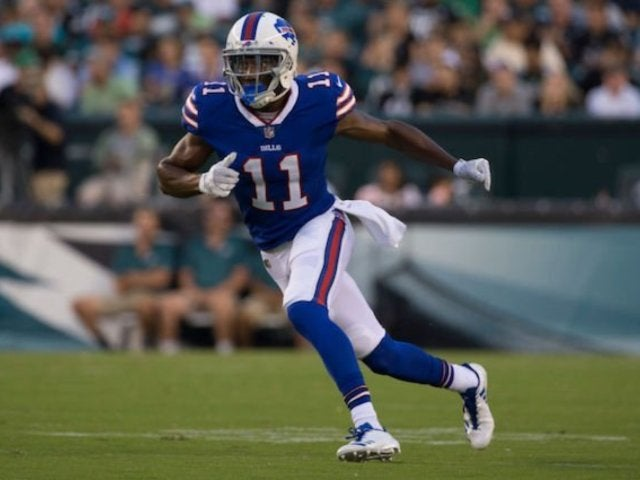 NFL Player Zay Jones Clothes-Free Arrest Captured on Video