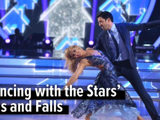 'Dancing with the Stars' Fails and Falls