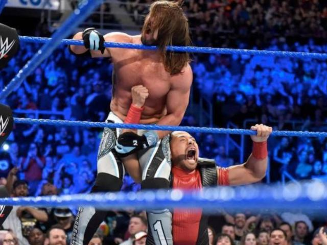 Vote: Should AJ Styles Wear a Protective Cup at the Greatest Royal Rumble?
