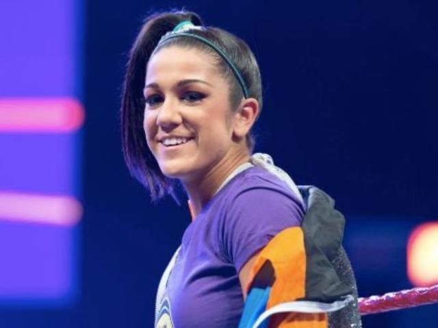 Bayley Apologizes to Fan After Horrifically Awkward RAW Interaction