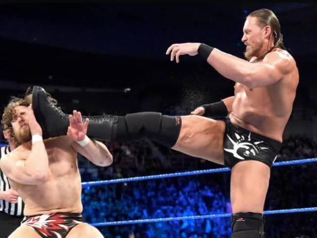 WWE Rumor: Big Cass Getting Big Push?