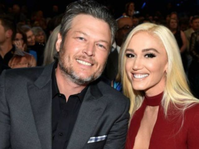 Gwen Stefani and Blake Shelton Attend Wedding Together, but Not Their Own