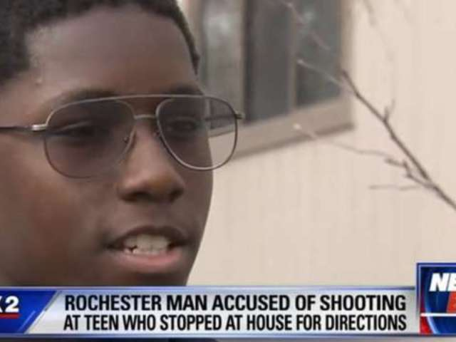 Detroit Teenager Shot at After Asking for Directions