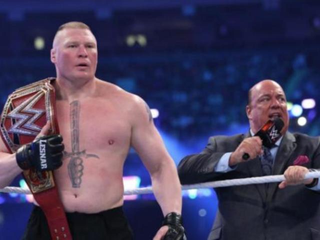 WWE Rumor: Brock Lesnar's Next Feud Reportedly Set