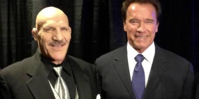 Bruno Sammartino Arnold Schwarzenegger