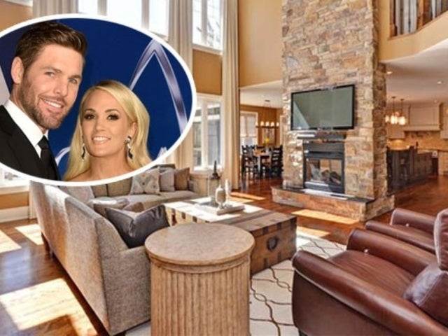 Peek Inside Carrie Underwood and Mike Fisher's $1.95M Ottawa Mansion