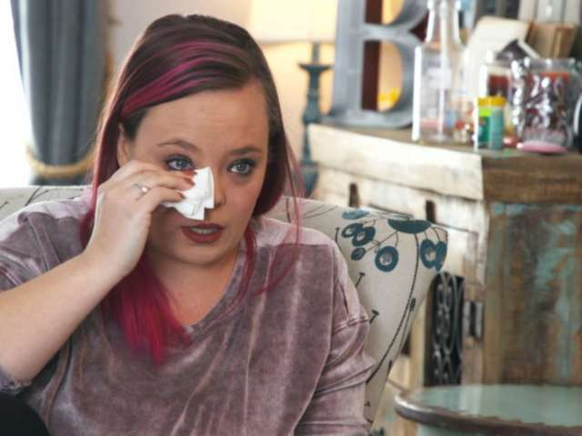 Catelynn Lowell Was Afraid Tyler Baltierra Would Divorce Her If She Went to Treatment
