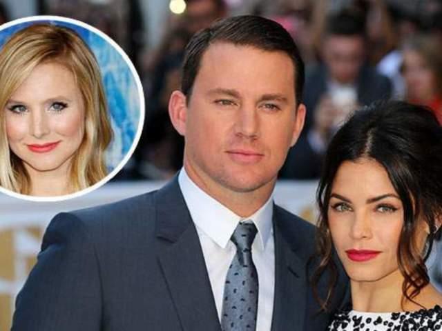 Kristen Bell Weighs in on Channing Tatum and Jenna Dewan's Breakup